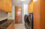 Laundry Room to walk-in pantry and garage