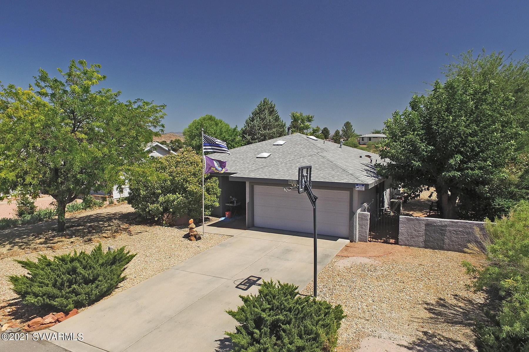 4533 E Verde View Drive Cottonwood, AZ 86326
