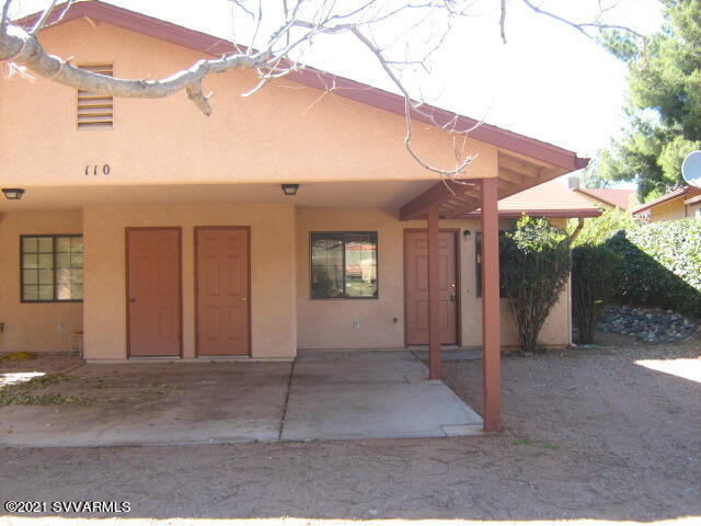 110 Sugarloaf St UNIT A & B Sedona, AZ 86351
