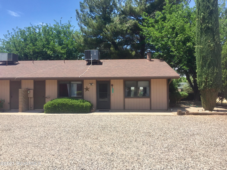 4340 N Lakeside Circle Rimrock, AZ 86335