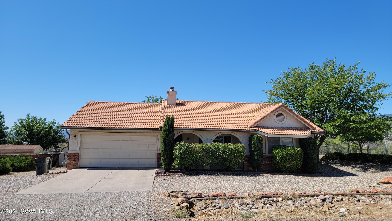 1539 E Arrowhead Lane Cottonwood, AZ 86326