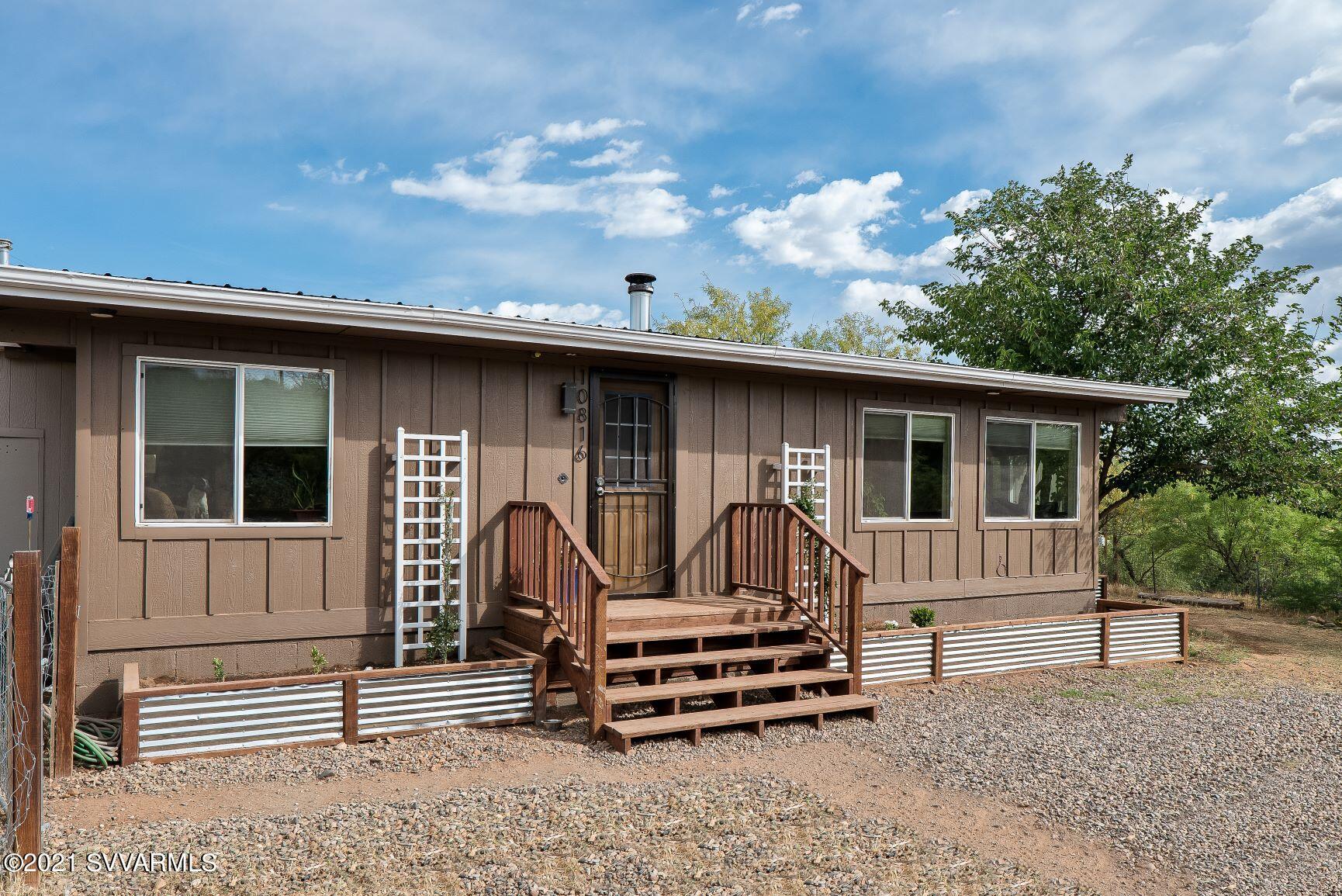 10816 E Tejan Way Cornville, AZ 86325