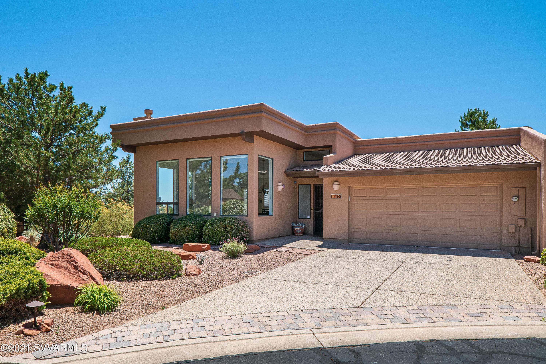 165 Arroyo Seco Drive Sedona, AZ 86336