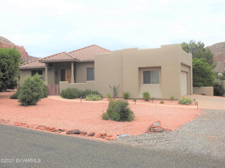 160 Quail Hollow Drive Sedona, AZ 86351