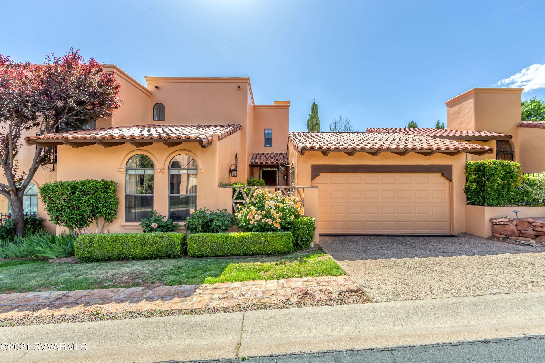 31 E Ridge View Drive Sedona, AZ 86351