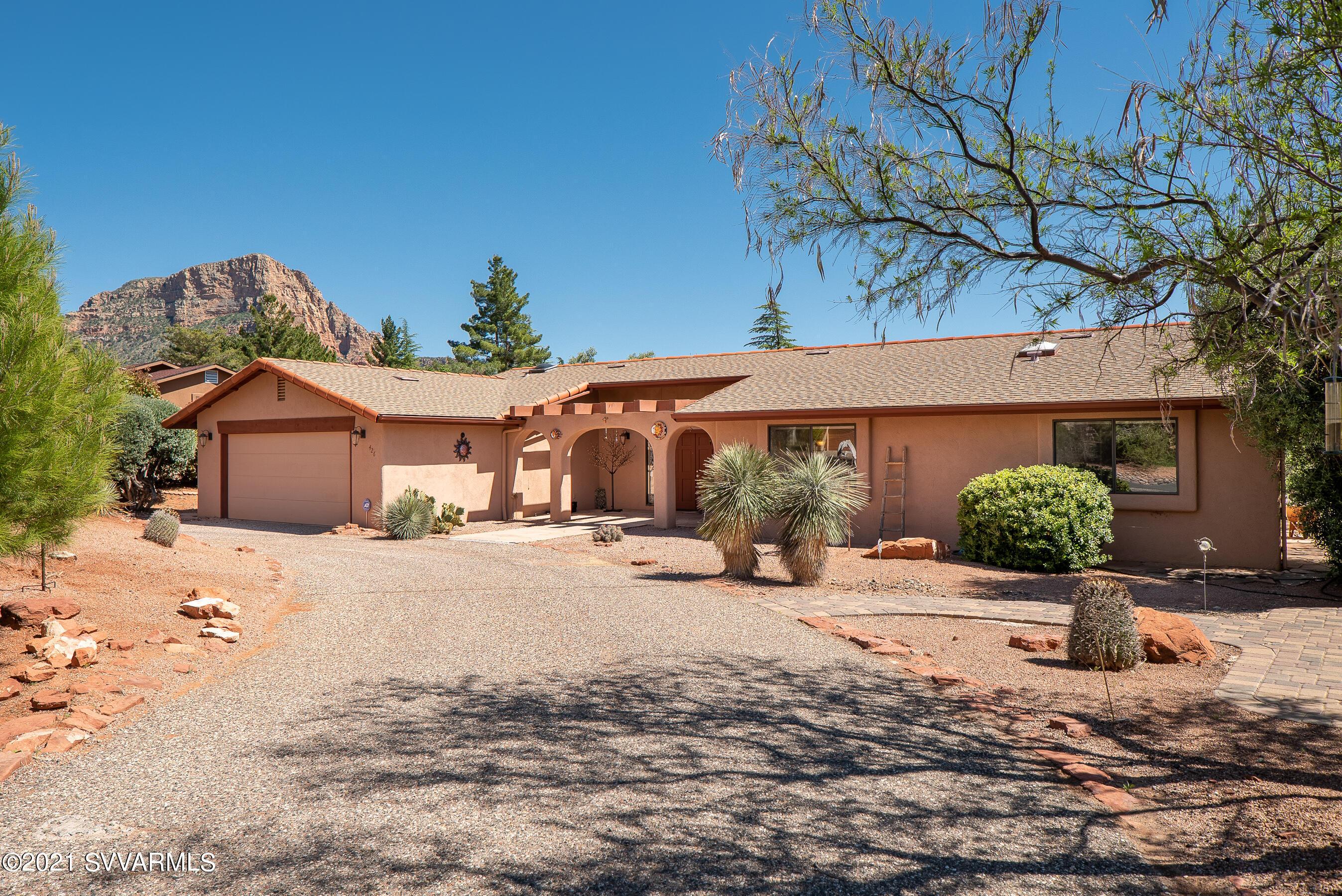 426 Antelope Drive Sedona, AZ 86336