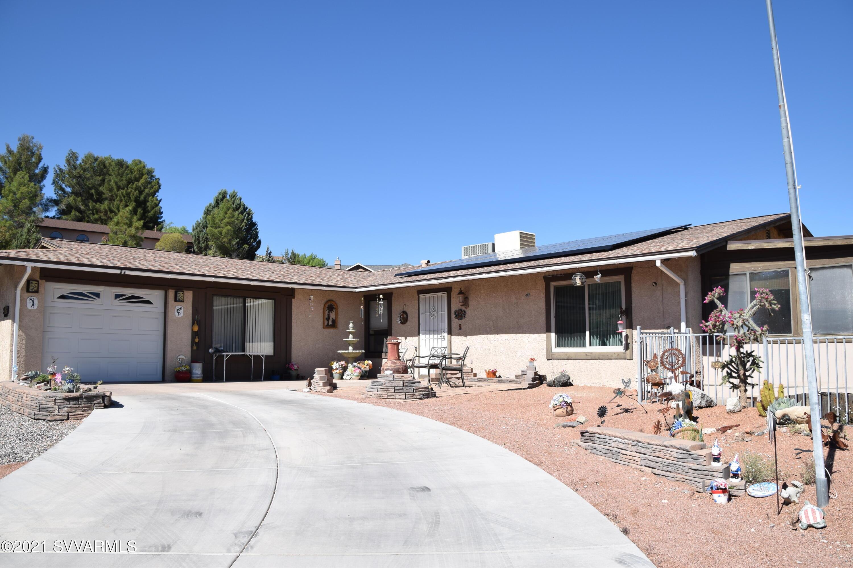 1794 E Rio Mesa Tr Cottonwood, AZ 86326