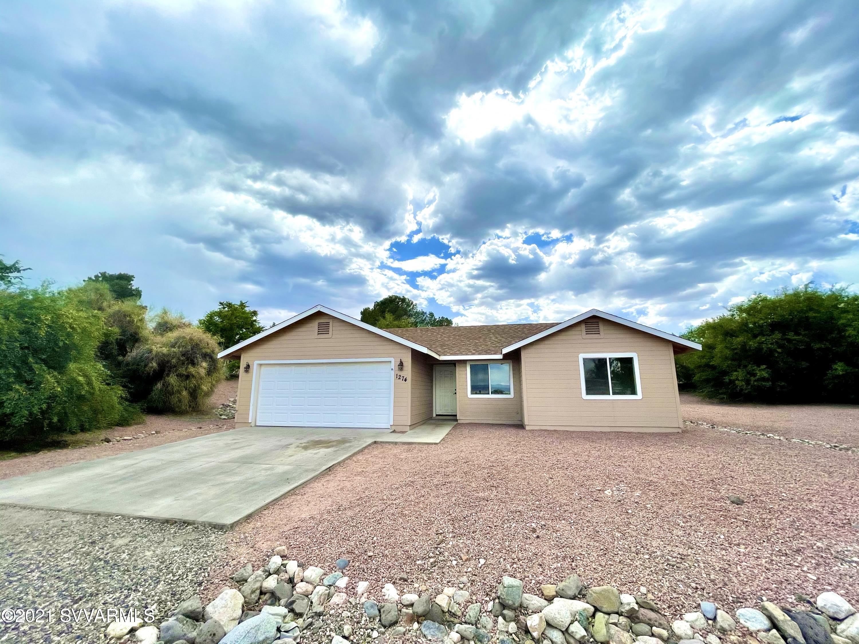 1274 S Settlers Circle Cottonwood, AZ 86326