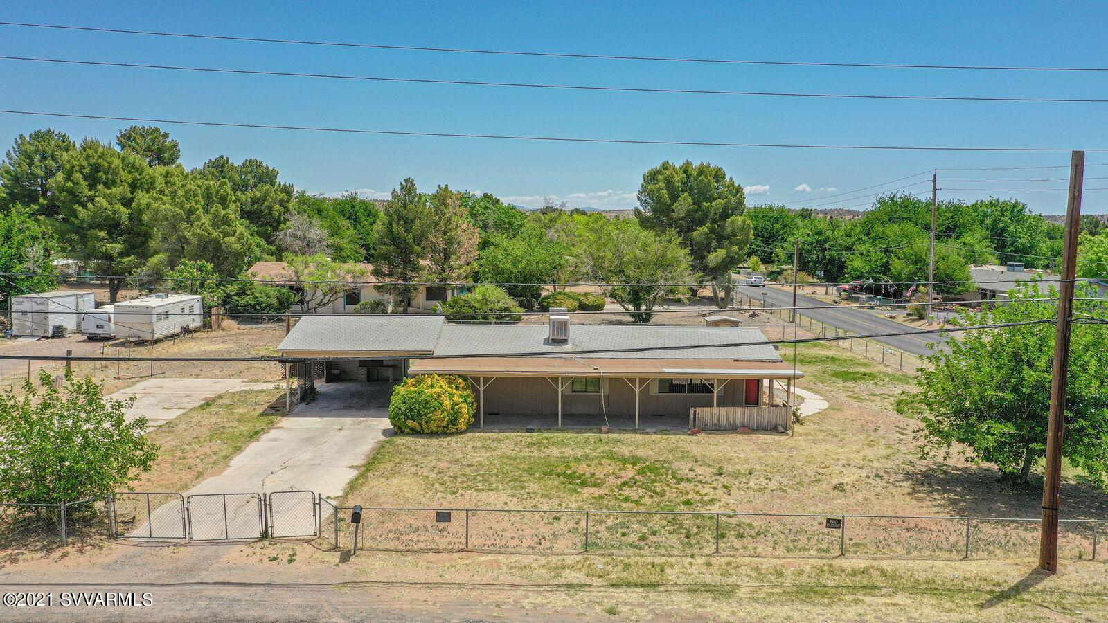 1195 Zalesky Rd Cottonwood, AZ 86326