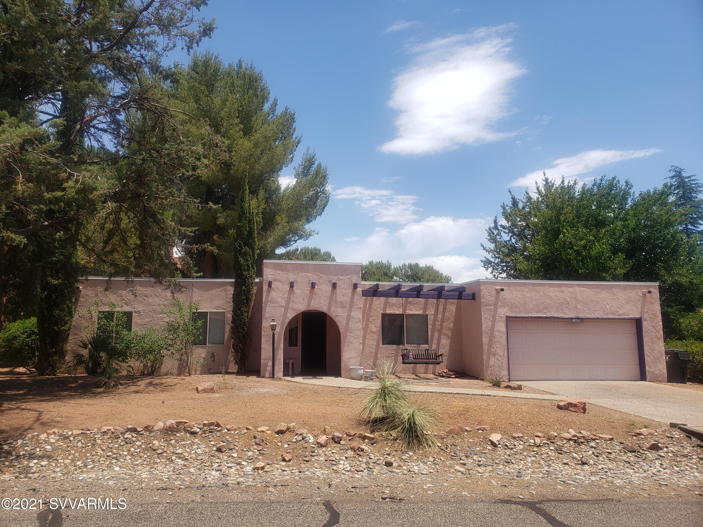160 Gunsight Hills Drive Sedona, AZ 86351