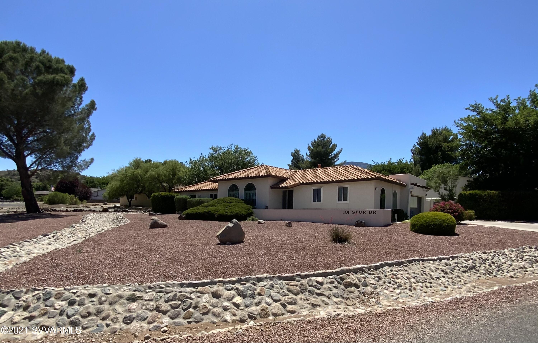 101 Spur Drive Cottonwood, AZ 86326
