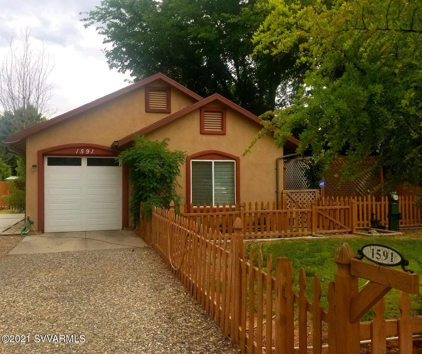 1591 W Horseshoe Bend Drive Camp Verde, AZ 86322
