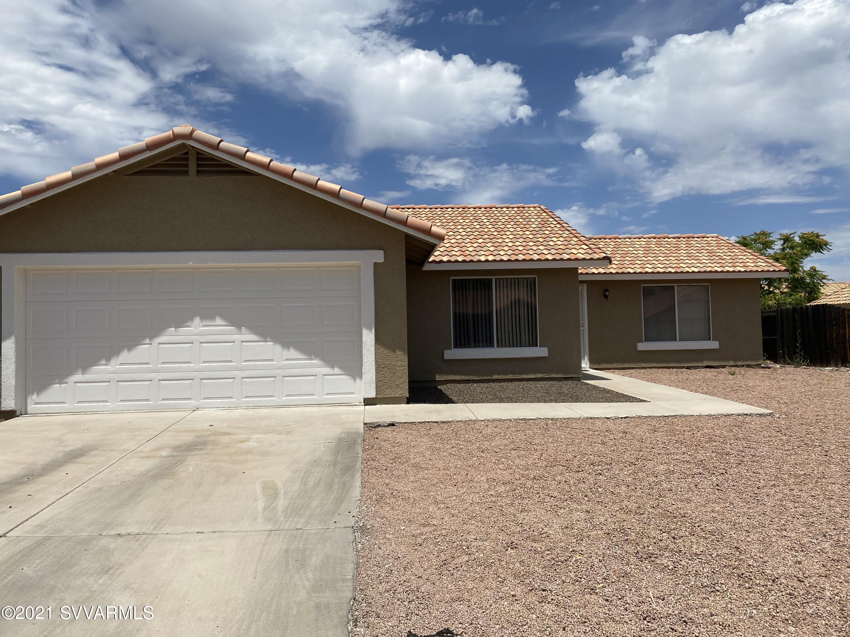 622 S Azure Drive Camp Verde, AZ 86322