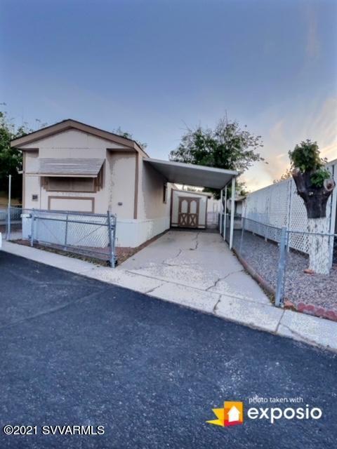 723 W Finnie Flat Rd UNIT #65 Camp Verde, AZ 86322