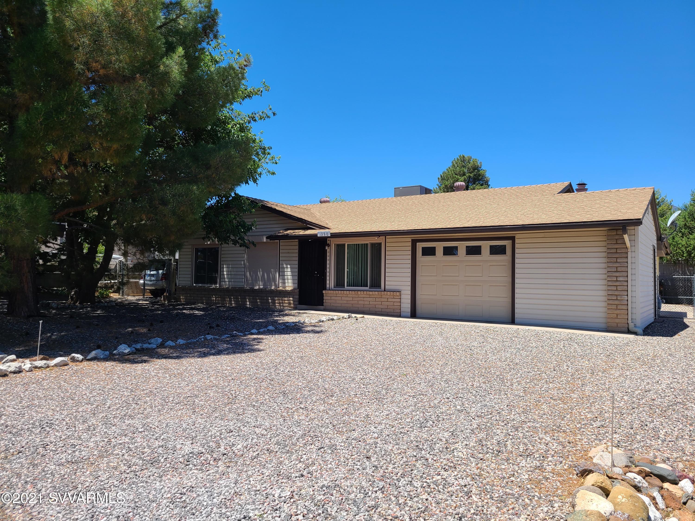 1350 S Hermits Circle Cottonwood, AZ 86326