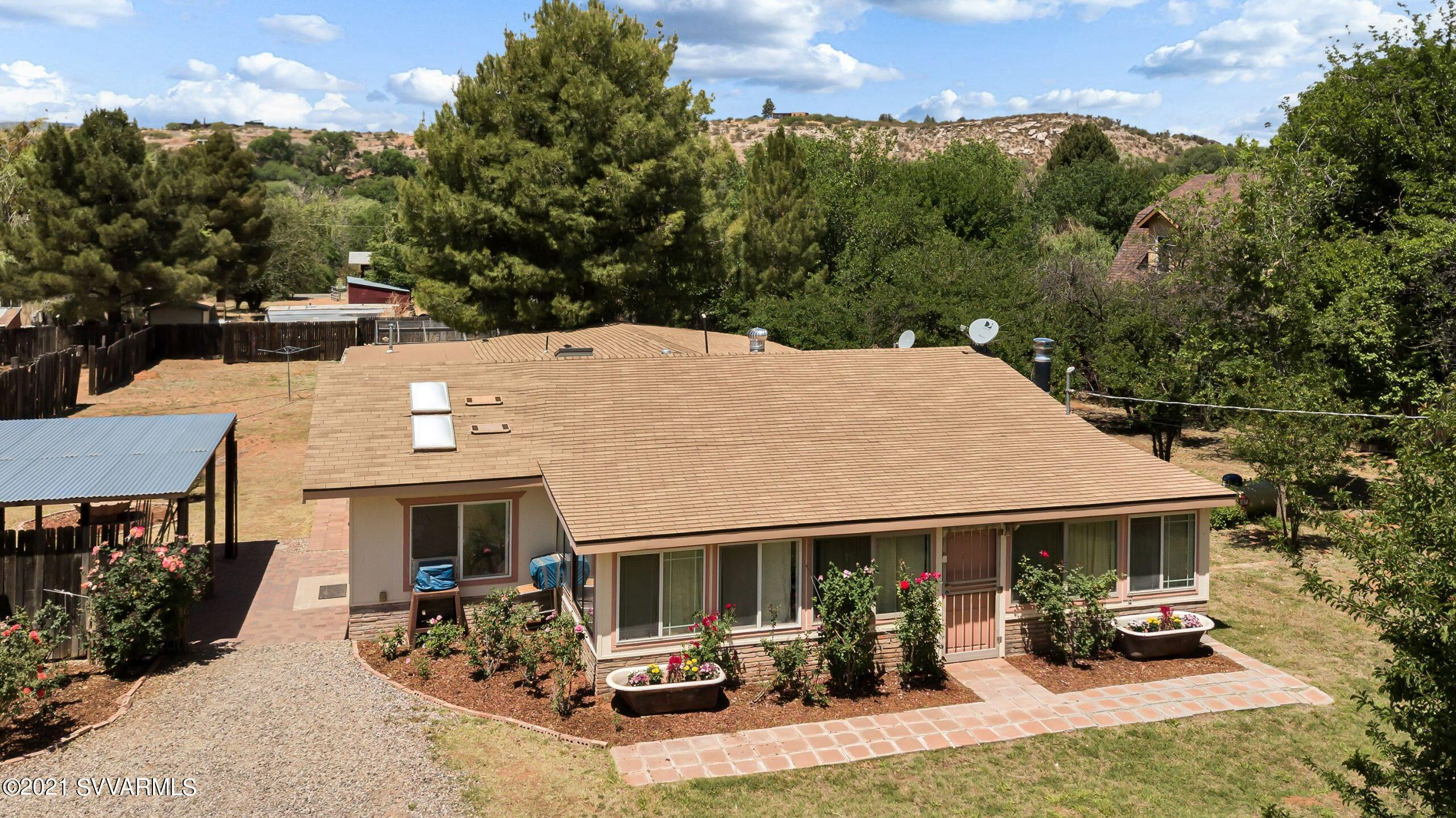 130 N Farm Circle Rd Cornville, AZ 86325