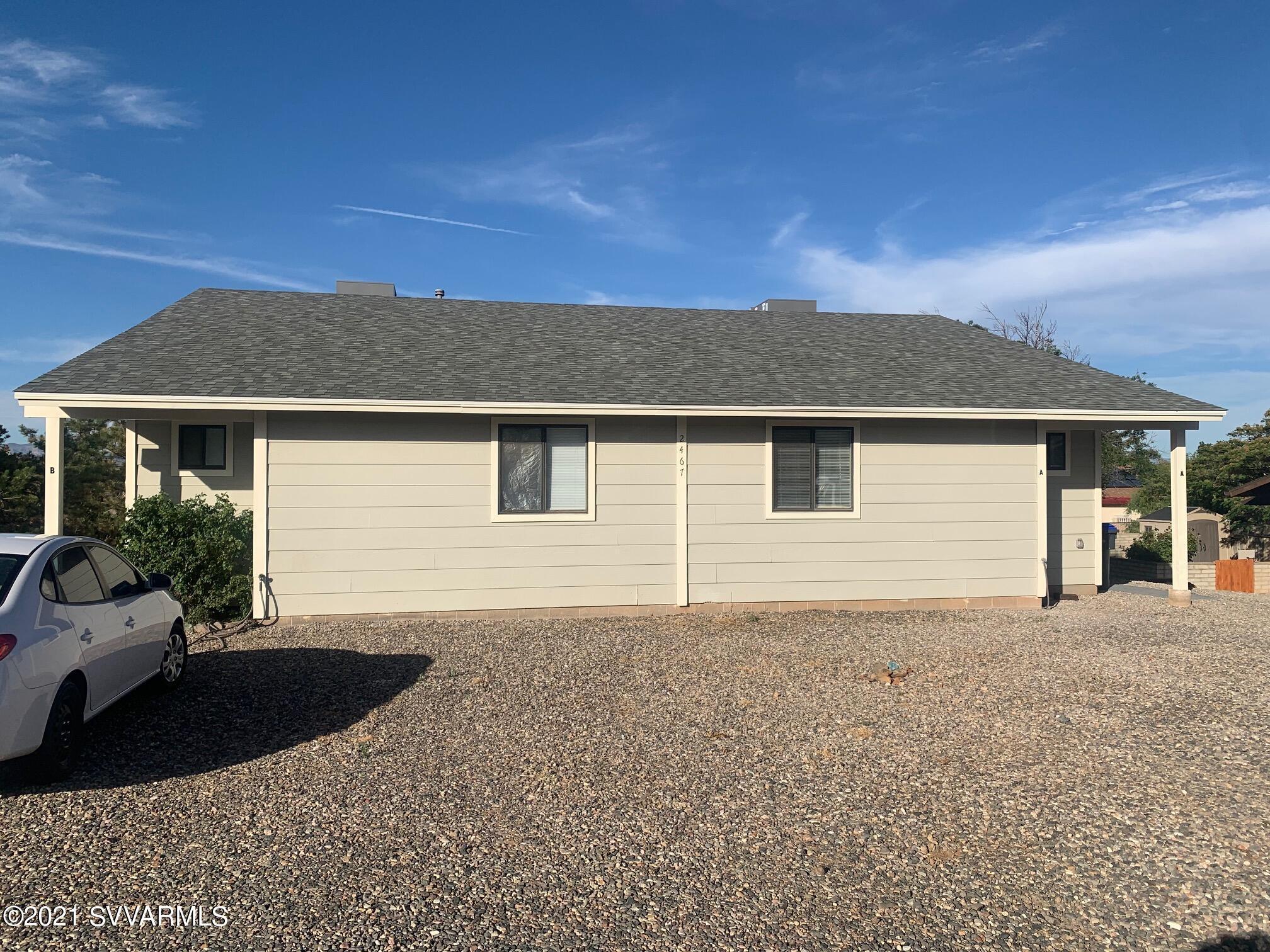 2467 S Mountain View Drive Cottonwood, AZ 86326