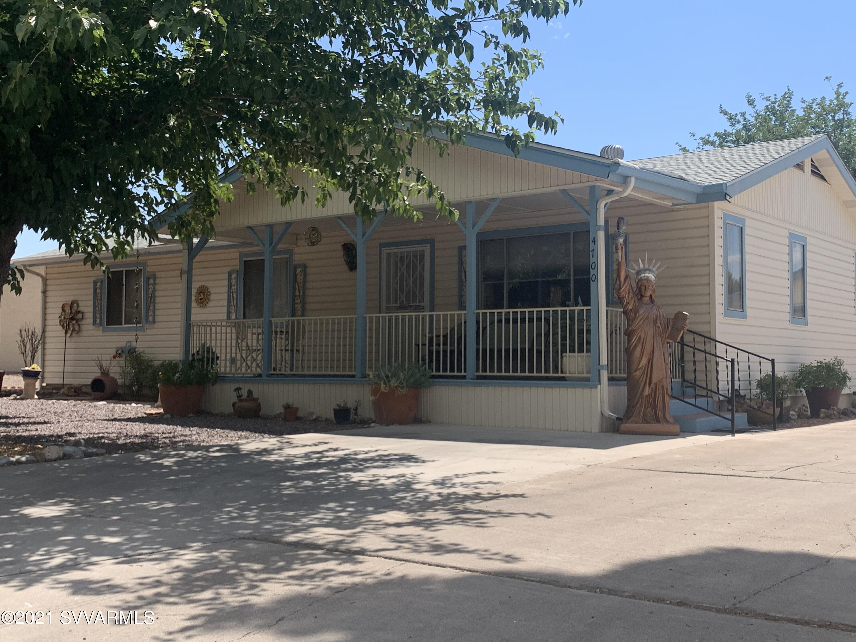 4700 E Verde View Drive Cottonwood, AZ 86326