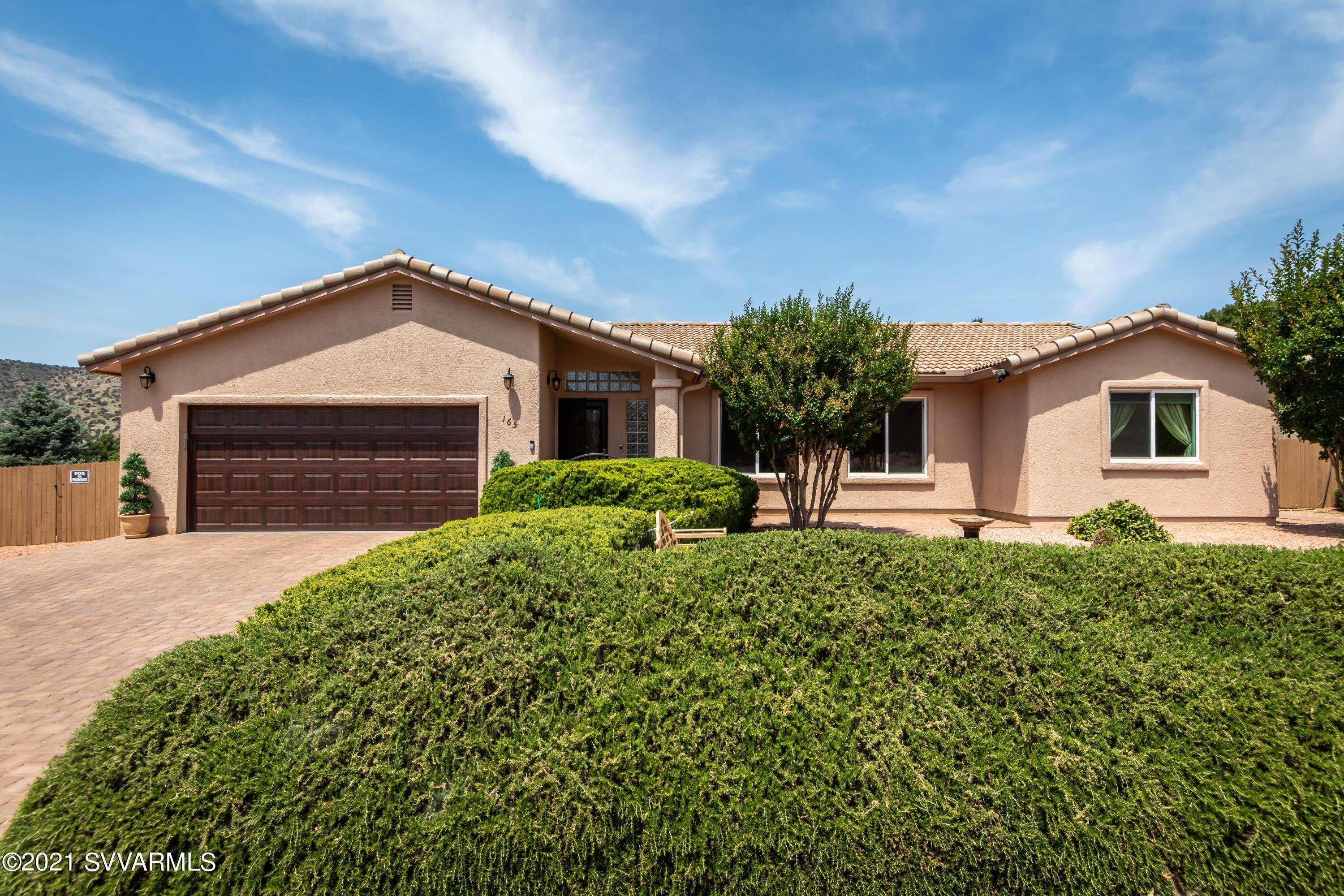 165 Redrock Rd Sedona, AZ 86351