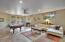 Living Room/ Media Room off kitchen