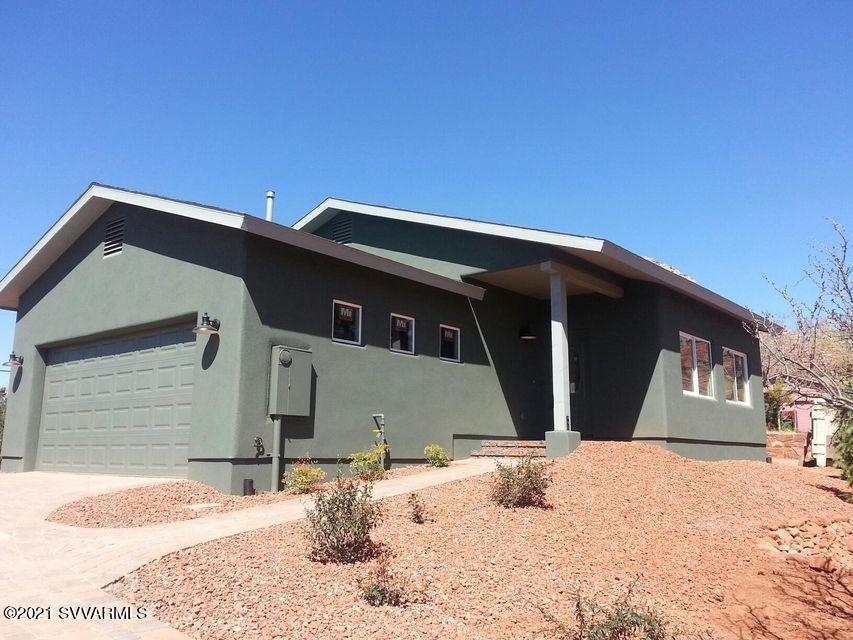 35 Grasshopper Lane Sedona, AZ 86336