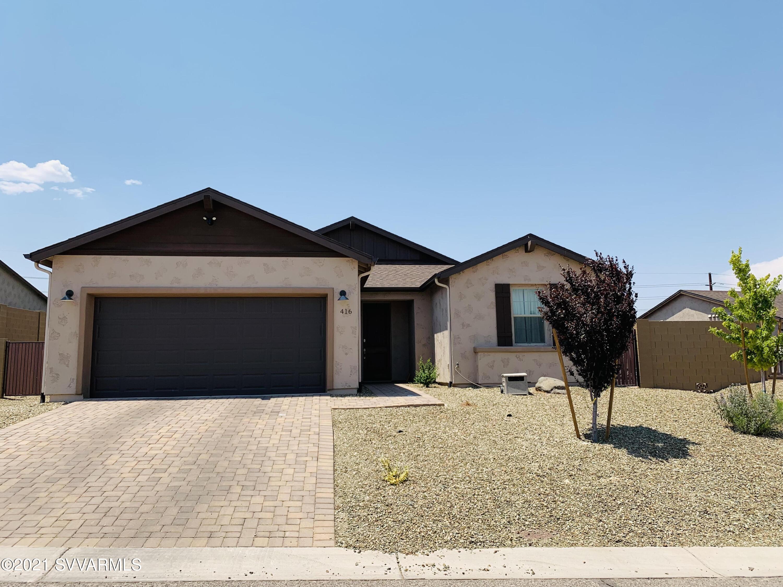 416 Powder Box Rd Clarkdale, AZ 86324