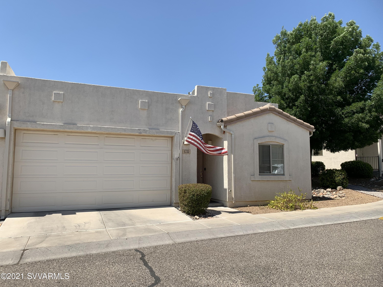 1735 Bluff Drive Cottonwood, AZ 86326