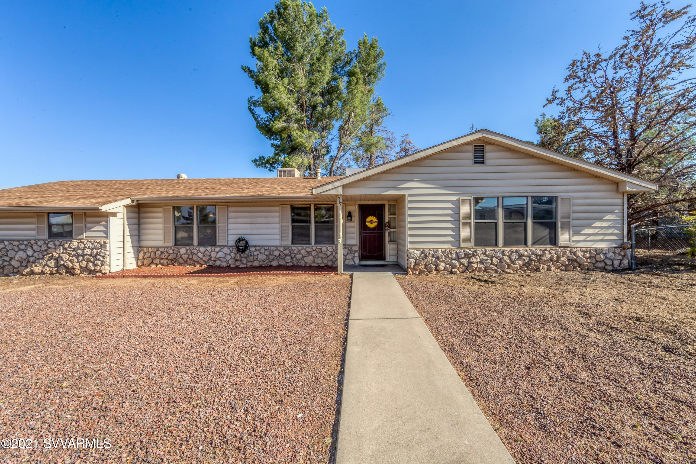 1317 E Five Star Blvd Cottonwood, AZ 86326