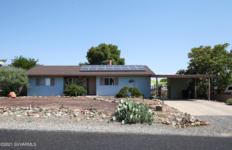 2422 S Lariat Circle Cottonwood, AZ 86326