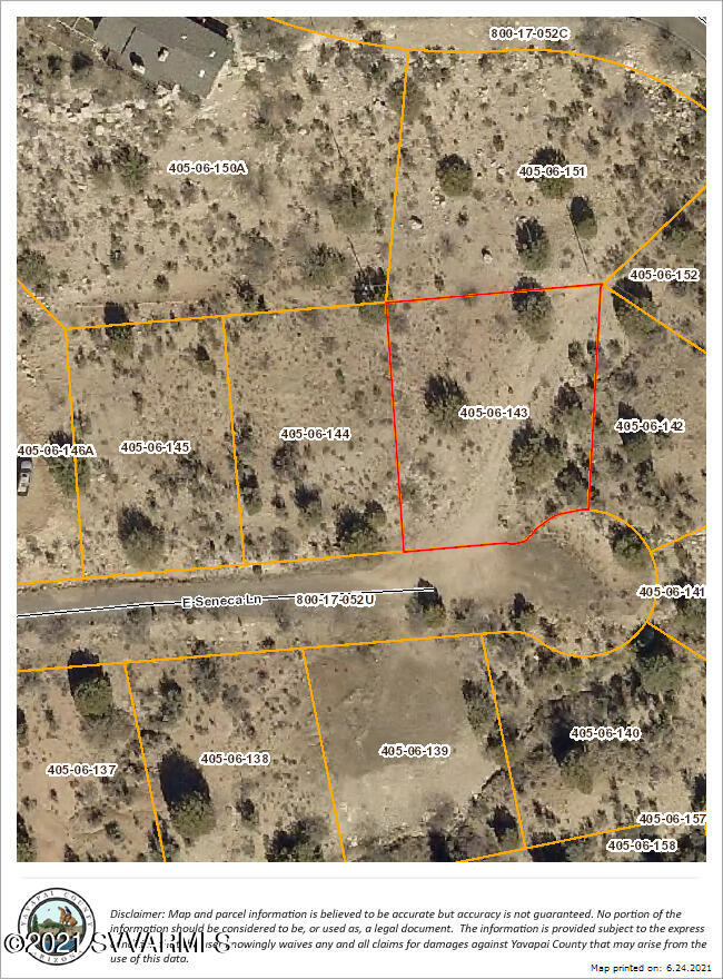 4370 E Seneca Lane Rimrock, AZ 86335