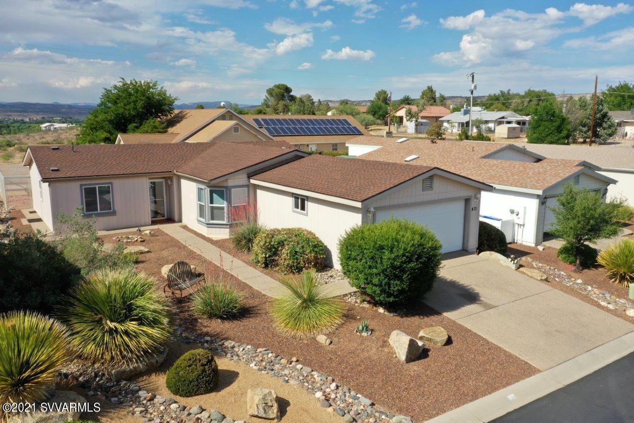 431 W Dakota Drive Camp Verde, AZ 86322