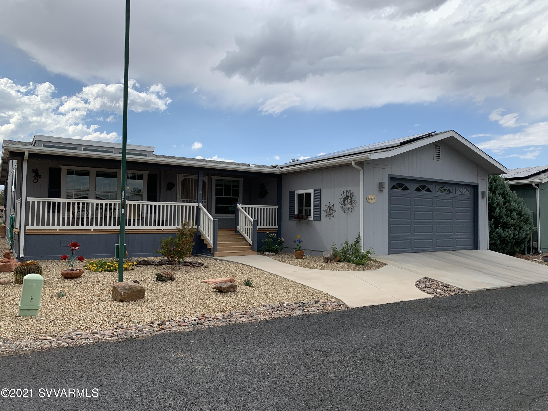 1272 Hogan Drive Cottonwood, AZ 86326