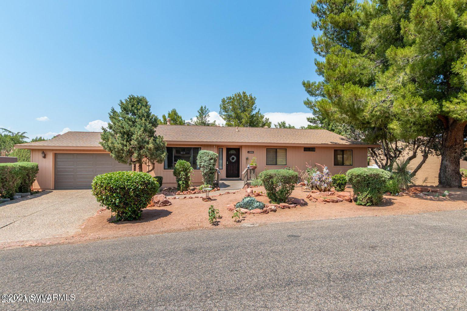 220 Concho Drive Sedona, AZ 86351