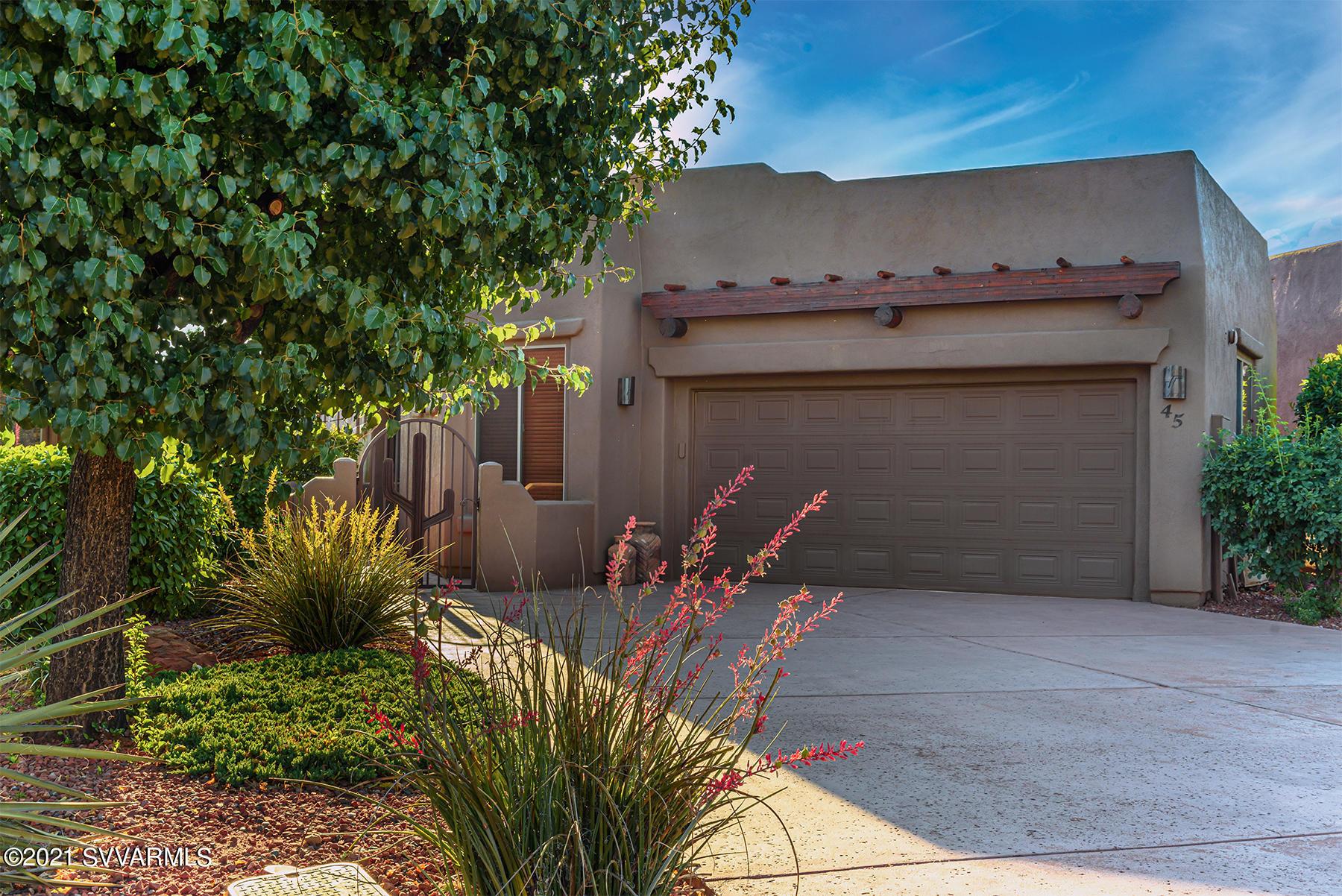 45 Bell Wash Court Sedona, AZ 86351