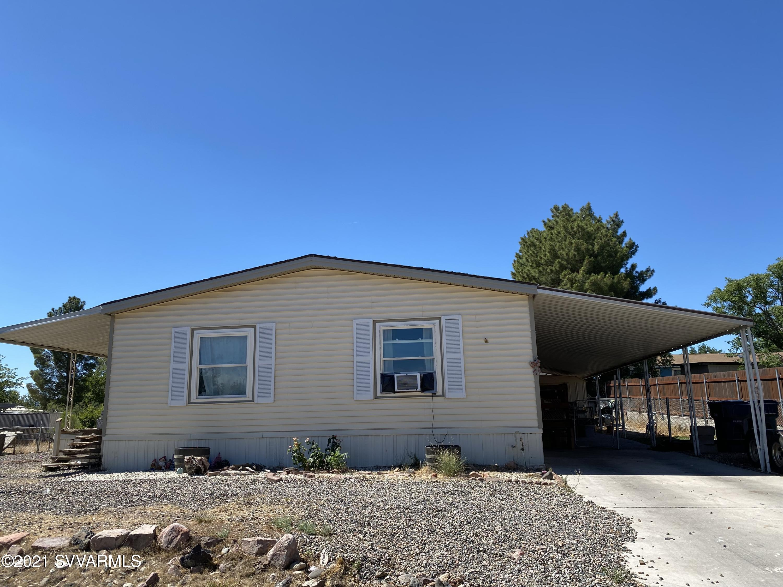 3539 E Colorado Drive Cottonwood, AZ 86326