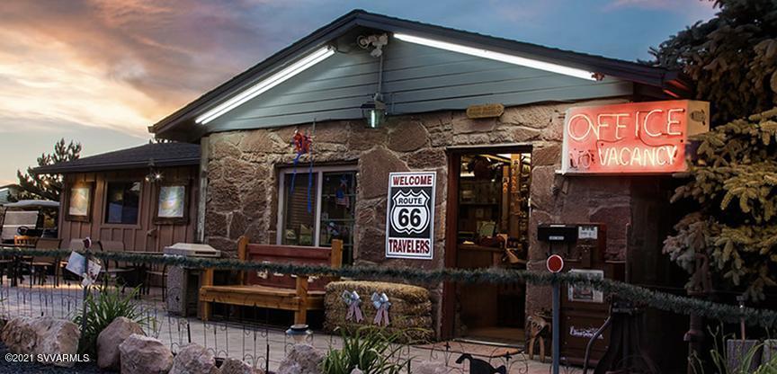 1900 Rodeo Rd Williams, AZ 86046