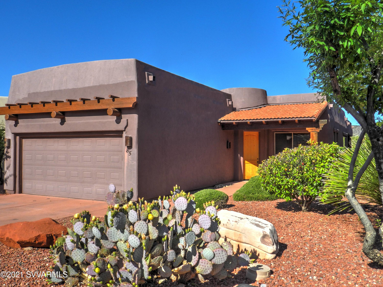 85 Bell Wash Court Sedona, AZ 86351