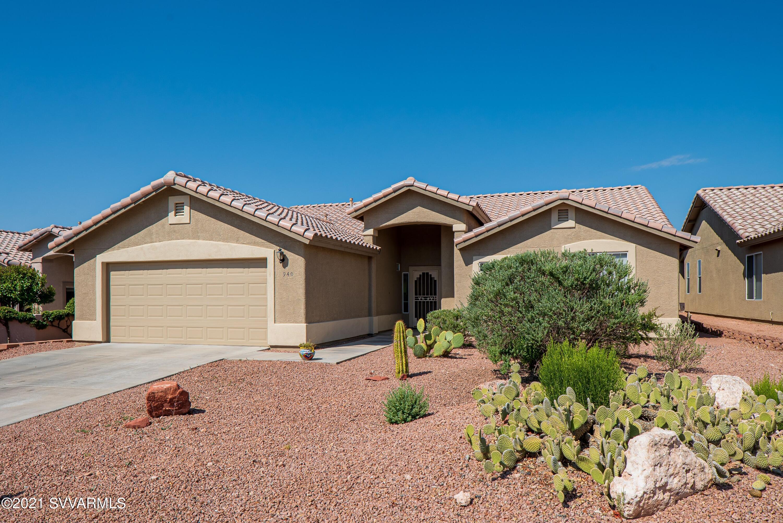 940 Desert Sunset Drive Cornville, AZ 86325