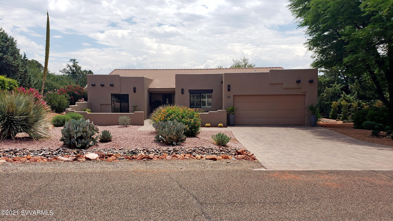 20 Walnut Way Sedona, AZ 86351