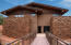 Breezeway from Casita to Main house