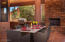 Wolf BBQ & gas fireplace for the best pleasures in outdoor living