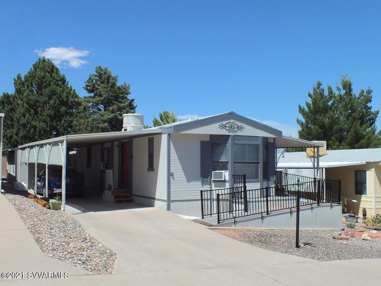 1077 Az-89a UNIT #223 Clarkdale, AZ 86324
