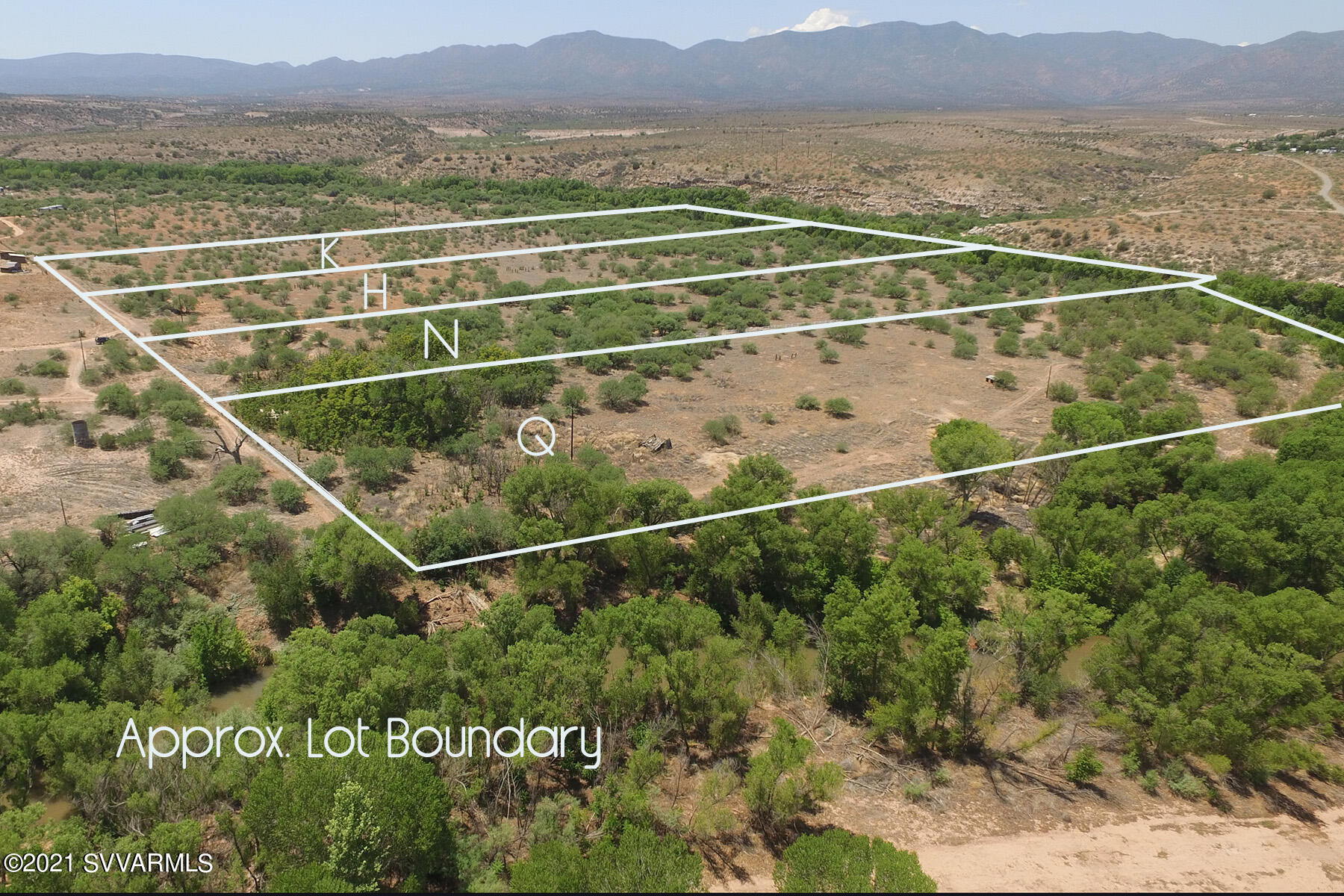 2520 S Barta Lane Cornville, AZ 86325