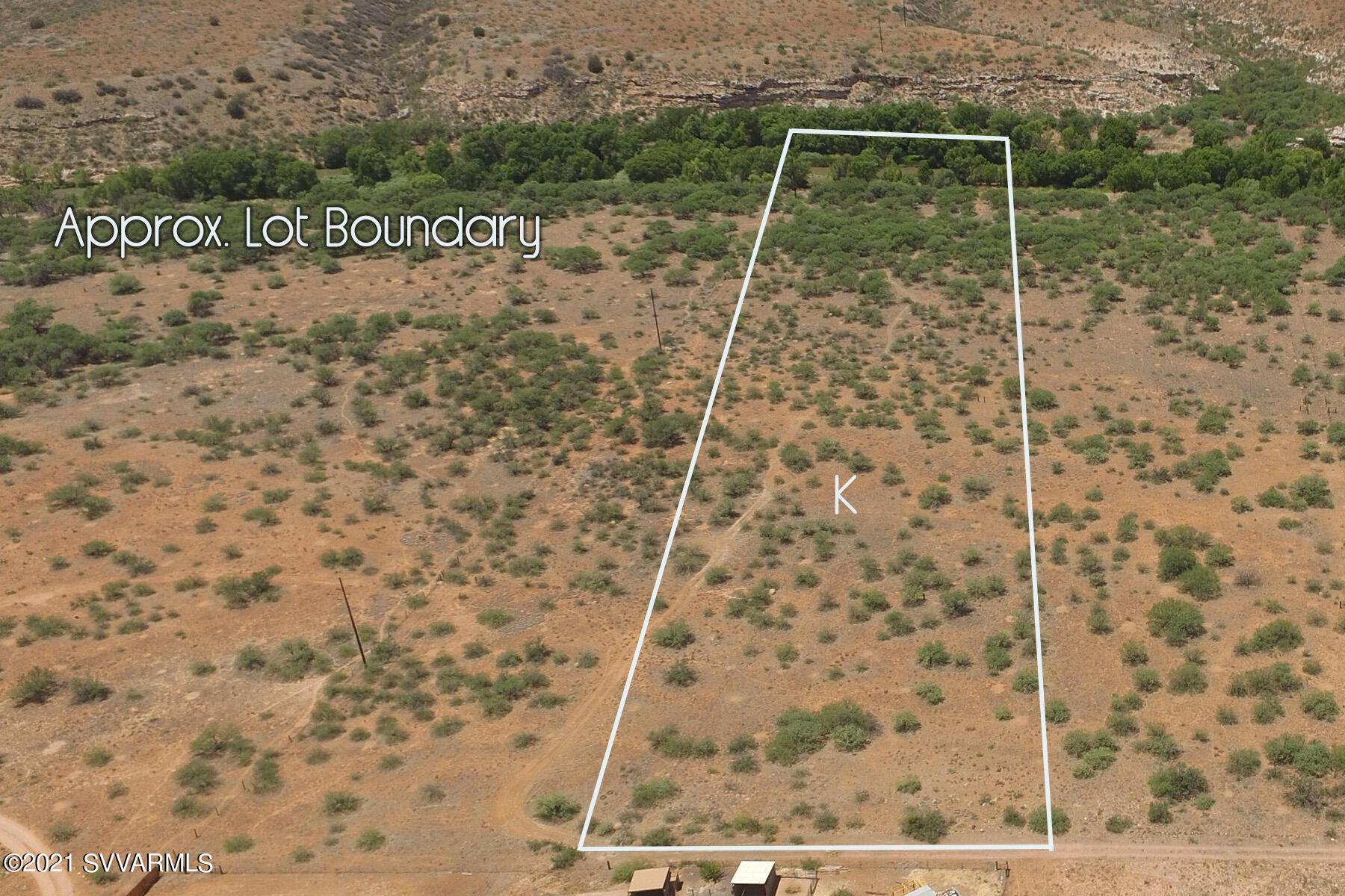 0000 S Barta Lane Cornville, AZ 86325