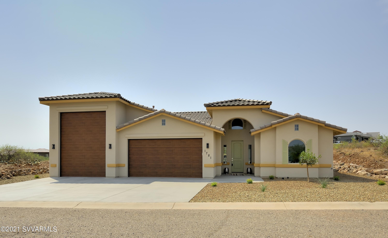 1781 Buena Vista Drive Clarkdale, AZ 86324