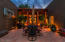 Kiva Fireplace & Water Feature