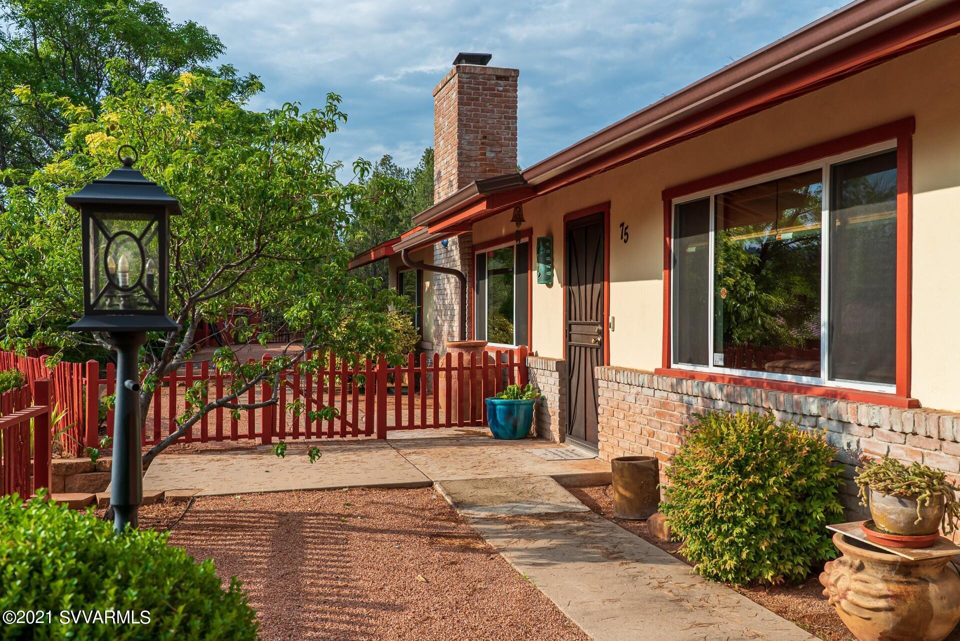 75 Thunderbird Drive Sedona, AZ 86336