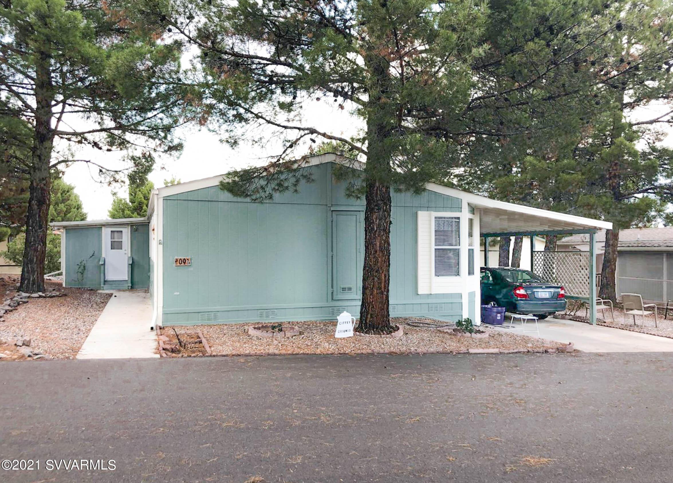 2050 W Az-89a UNIT #9 Cottonwood, AZ 86326
