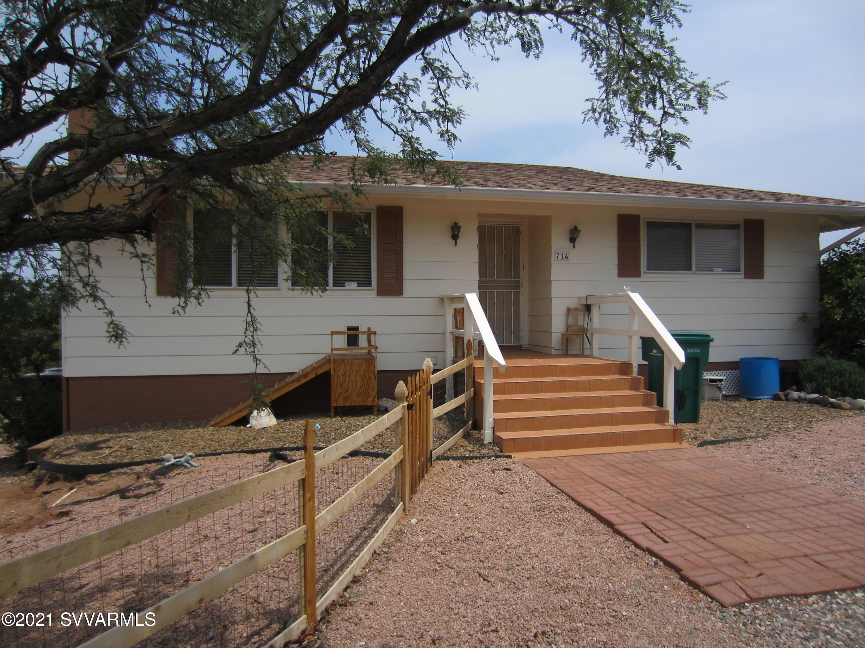 714 E Fir St Cottonwood, AZ 86326
