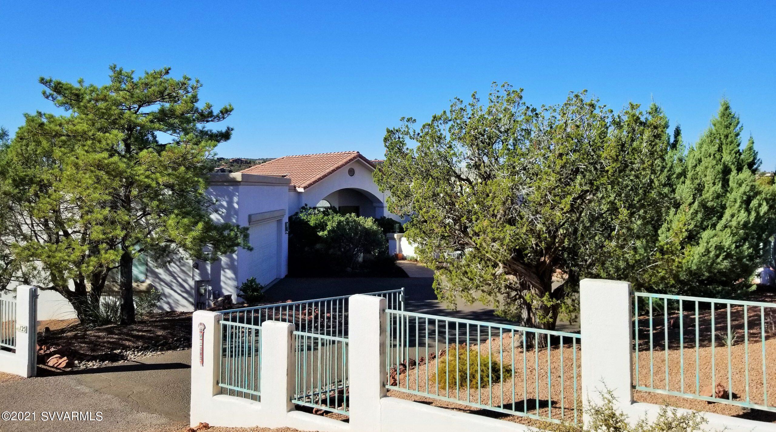 125 Blue Jay Drive Sedona, AZ 86336